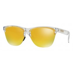 Oakley OO 9374 FROGSKINS LITE 937413 POLISHED CLEAR
