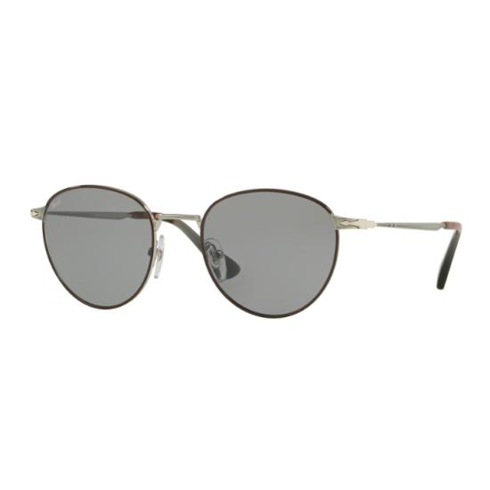 Persol PO 2445S - 1085R5 Canna Di Fucile / Marrone | Occhiale Da Sole Uomo