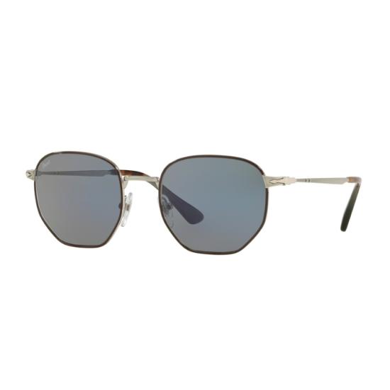 Persol PO 2446S - 108556 Canna Di Fucile / Marrone | Occhiale Da Sole Uomo