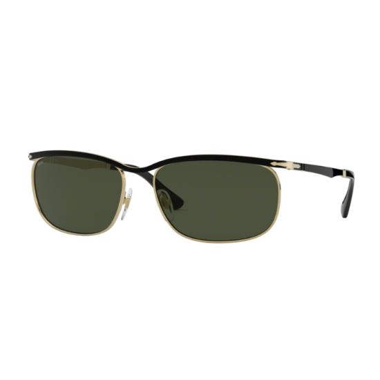 Persol PO 2458S - 108631 Oro Nero | Occhiale Da Sole Uomo