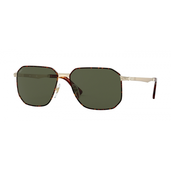 Persol PO 2461S Morris 107531 Oro / Avana | Occhiale Da Sole Unisex