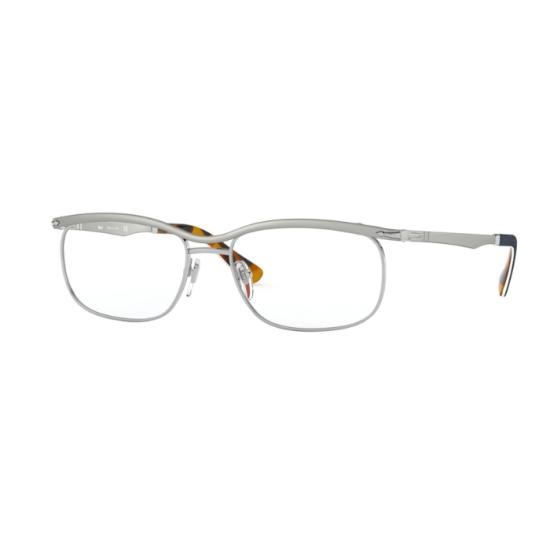 Persol PO 2464V - 518 Argento   Occhiale Da Vista Unisex