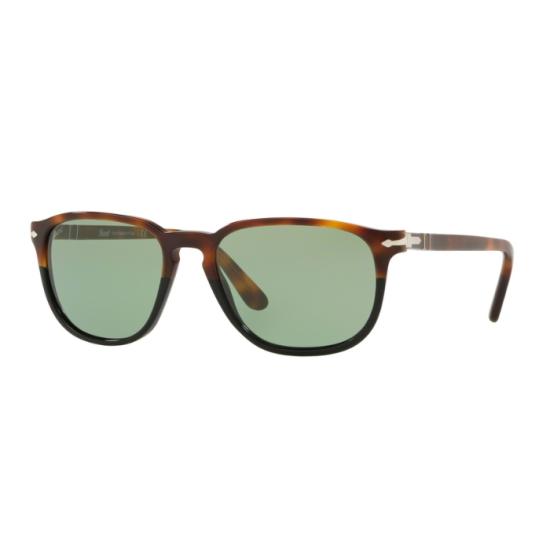 Persol PO 3019S - 108952 Tartaruga Marrone Nero | Occhiale Da Sole Uomo