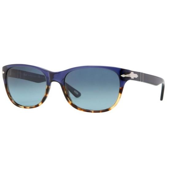 Persol PO 3020S 955-S3 Polarizzato Avana Blu
