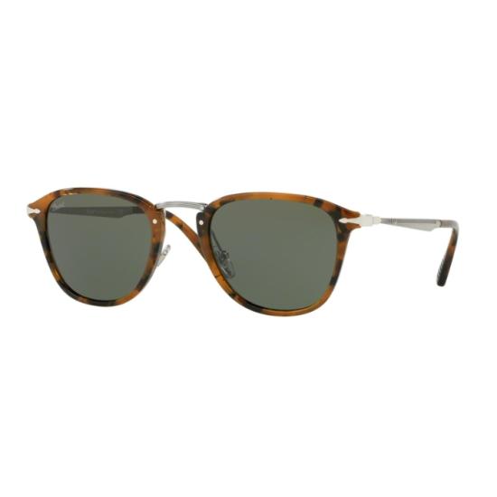 Persol PO 3165S - 107331 Tartaruga Marrone Scuro   Occhiale Da Sole Uomo