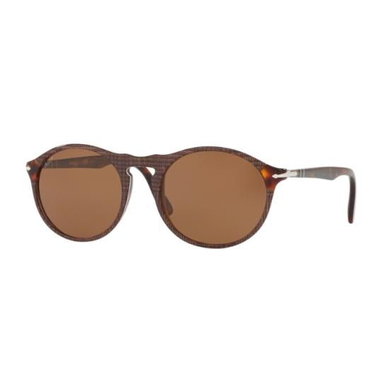 Persol PO 3204SM - 1091AN P. Galles Marrone | Occhiale Da Sole Uomo