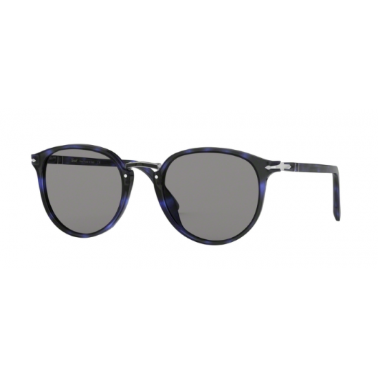 Persol PO 3210S - 1099R5 Griglia Blu | Occhiale Da Sole Uomo