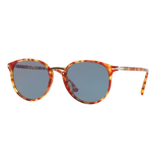 Persol PO 3210S - 106056 Tartaruga Rossa   Occhiale Da Sole Uomo