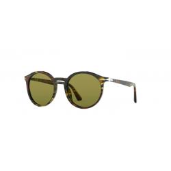 Persol PO 3214S - 10794E Tartaruga Verde Marrone