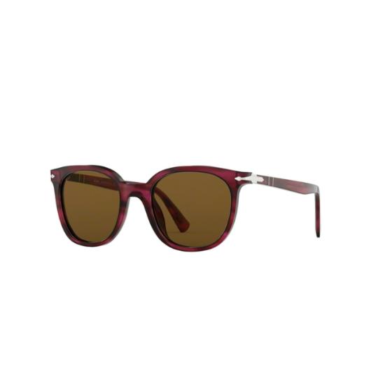 Persol PO 3216S - 108433 Spogliato Di Rosso | Occhiale Da Sole Unisex