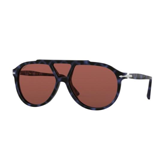 Persol PO 3217S - 1099AL Macchiato Blu | Occhiale Da Sole Uomo