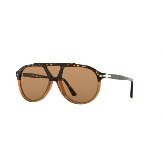 Persol PO 3217S - 108653 Tartaruga Caramellata | Occhiale Da Sole Uomo