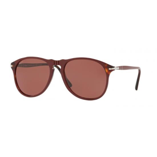 Persol PO 6649SM - 1094AL Rosso | Occhiale Da Sole Uomo