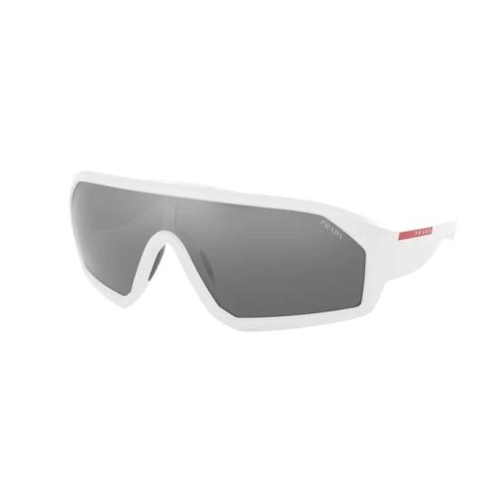 Prada Linea Rossa PS  03VS - AAI05A Debolmente Bianco | Occhiale Da Sole Uomo