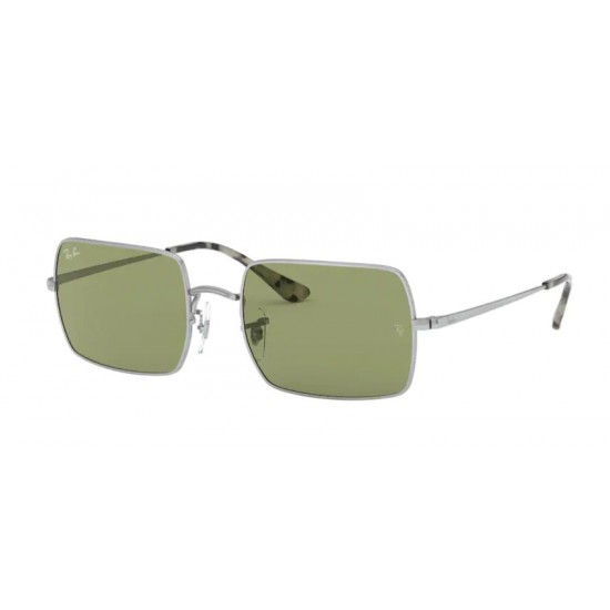 Ray-Ban RB 1969 Rectangle 91974E Argento