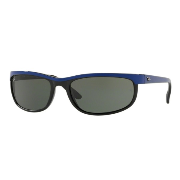 Ray-Ban RB 2027 Predator 2 629932 Top Bianco In Nero
