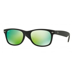 Ray-Ban RB 2132 New Wayfarer 622/19 Gomma Nera