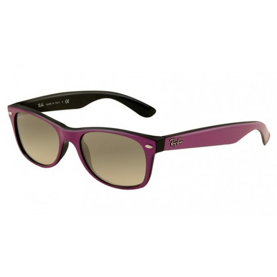 Ray-Ban RB 2132 873-32 New Wayfarer Ciclamino