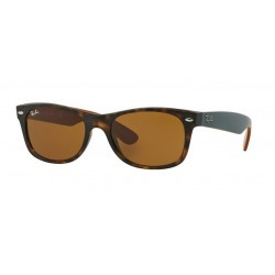 Ray-Ban RB 2132 New Wayfarer 6179 Opaca Avana