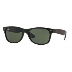 Ray-Ban RB 2132 New Wayfarer 6182 Nero Opaco