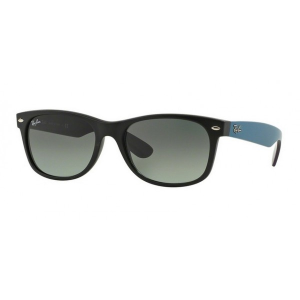 Ray-Ban RB 2132 New Wayfarer 618371 Nero Opaco