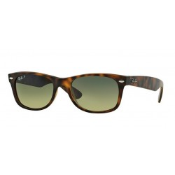 Ray-Ban RB 2132 New Wayfarer 894/76 Opaca Avana