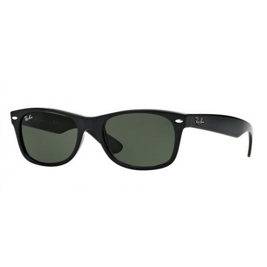 Ray-Ban RB 2132 New Wayfarer 901 Nero | Occhiale Da Sole Uomo