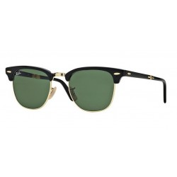 Ray-Ban RB 2176 Clubmaster Folding 901 Nero