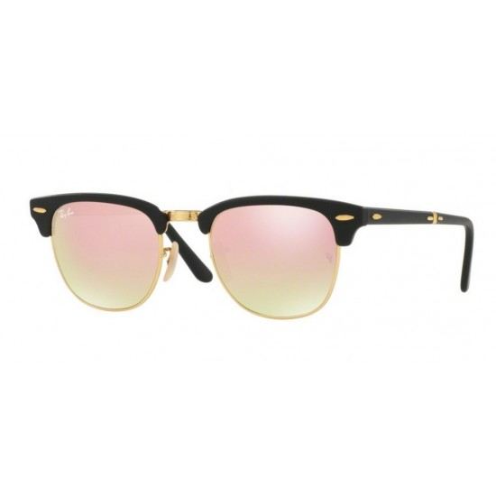 Ray-Ban RB 2176 901S7O Clubmaster Folding Nero