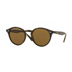 Ray-Ban RB 2180 - 710/83 Lucido Avana Scuro