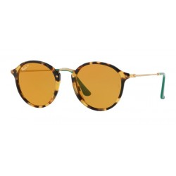 Ray-Ban RB 2447 Round/classic 1244N9 Avana Gialla