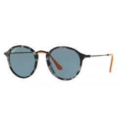 Ray-Ban RB 2447 Round/classic 124652 Avana Grigia