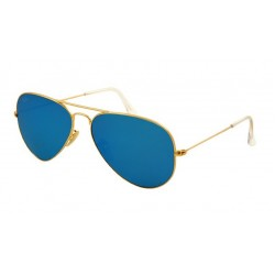Ray-Ban RB 3025 Aviator Large Metal 112/4L Oro Opaco