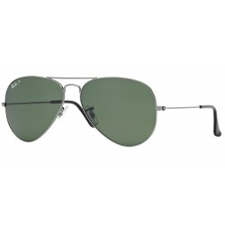 Ray-Ban RB 3025 Aviator Large Metal 004/58 Canna Di Fucile
