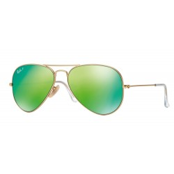 Ray-Ban RB 3025 Aviator Large Metal 112/P9 Oro Opaco