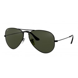 Ray-Ban RB 3025 Aviator Large Metal L2823 Nero