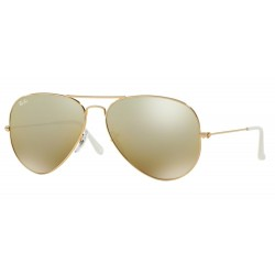Ray-Ban RB 3025 Aviator Large Metal 001/3K Oro