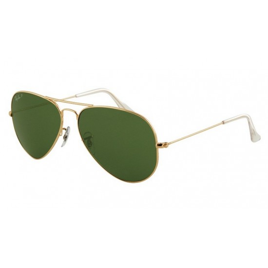 Ray-Ban RB 3025 Aviator Large Metal 001/58 Oro | Occhiale Da Sole Uomo