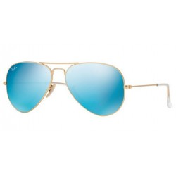 Ray-Ban RB 3025 Aviator Large Metal 112/17 Oro Opaco