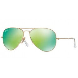 Ray-Ban RB 3025 Aviator Large Metal 112/19 Oro Opaco