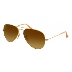 Ray-Ban RB 3025 Aviator Large Metal 112/85 Oro Opaco