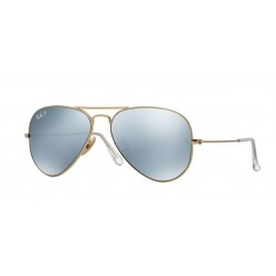 Ray-Ban RB 3025 Aviator Large Metal 112/W3 Oro Opaco