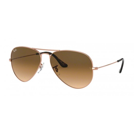 Ray-Ban RB 3025 Aviator Large Metal 903551 Rame | Occhiale Da Sole Unisex