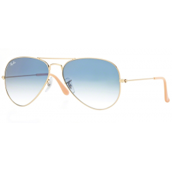 Ray-Ban RB 3025 Aviator Large Metal 001/3F Oro