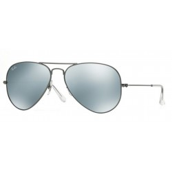 Ray-Ban RB 3025 Aviator Large Metal 029/30 Canna Di Fucile Opaca