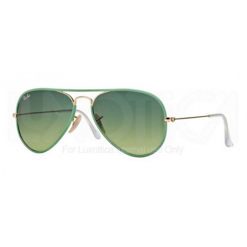 ... discount ray ban rb 3025jm 001 3m aviator full color oro verde 362b6  d7f24 ... 86f933a8e2