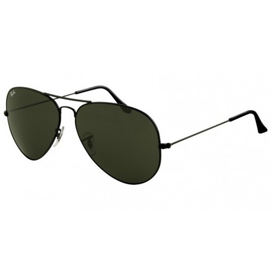 Ray-Ban RB 3026 Aviator Large Metal Ii L2821 Nero