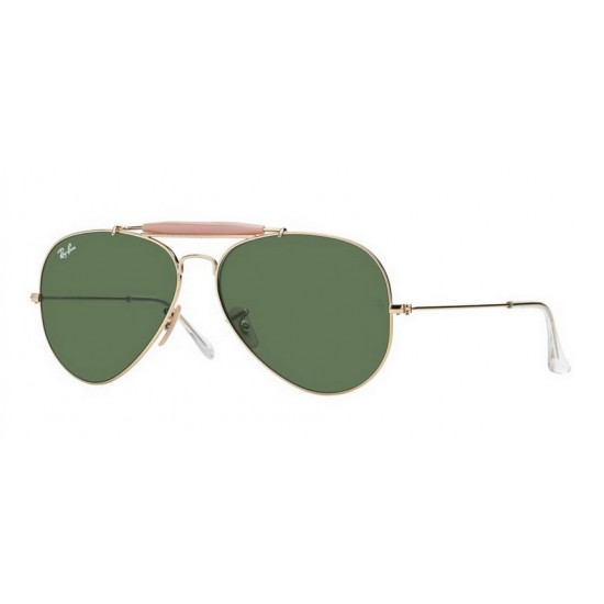 Ray-Ban RB 3029 Outdoorsman Ii L2112 Arista | Occhiale Da Sole Uomo