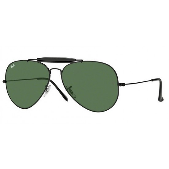Ray-Ban RB 3029 L2114 Outdoorsman Ii Nero