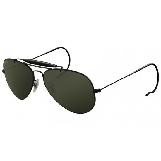Ray-Ban RB 3030 Outdoorsman L9500 Nero